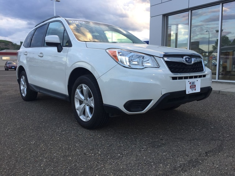 Certified Pre-Owned 2016 Subaru Forester 2.5i Premium SUV for sale in Mandan, ND
