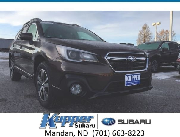 Featured New 2019 Subaru Outback 3.6R Limited SUV for sale in Mandan, ND