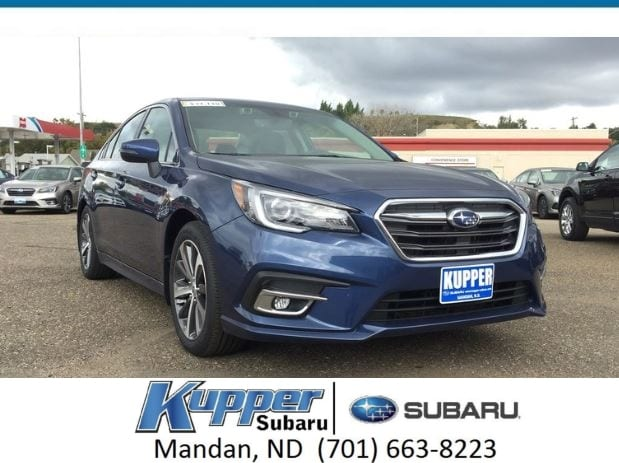 Featured New 2019 Subaru Legacy 2.5i Limited Sedan for sale in Mandan, ND