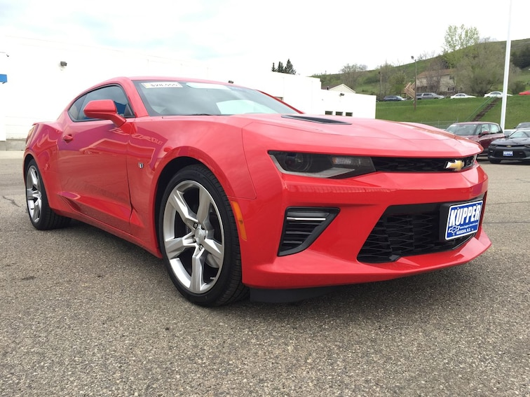 Used 2017 Chevrolet Camaro SS Coupe in Mandan, ND