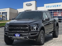2019 Ford F-150 Raptor 4WD Supercrew 5.5 4x4 Raptor  SuperCrew 5.5 ft. SB