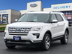 2019 Ford Explorer Limited 4WD AWD Limited  SUV