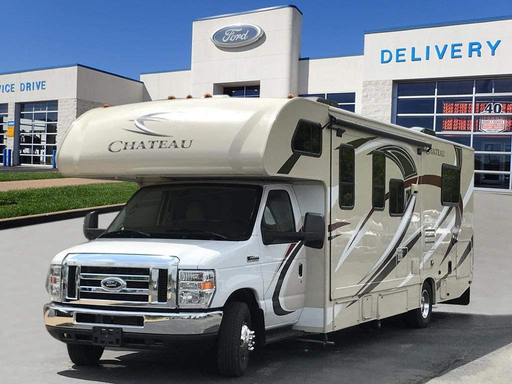 2016 Ford Econoline E-450 Super Duty 176  DRW RV