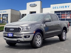 2019 Ford Ranger XLT 2WD Supercrew 5 BOX 4x2 XLT  SuperCrew 5.1 ft. SB Pickup
