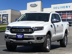 2019 Ford Ranger Lariat 4WD Supercrew 5 B 4x4 Lariat  SuperCrew 5.1 ft. SB Pickup