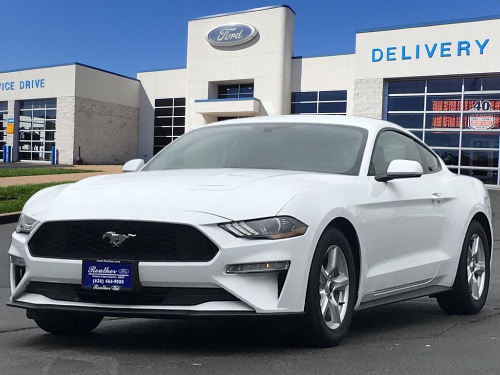 2019 Ford Mustang Ecoboost Fastback EcoBoost  Fastback