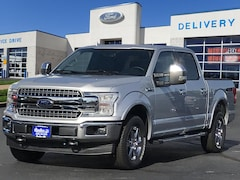 2018 Ford F-150 Lariat 4WD Supercrew 6.5 4x4 Lariat  SuperCrew 5.5 ft. SB