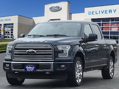 2017 Ford F-150 Limited 4WD Supercrew 5.5 4x4 Limited  SuperCrew 5.5 ft. SB
