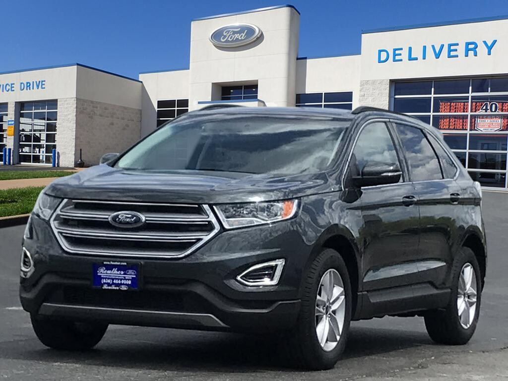 2015 Ford Edge 4DR SEL AWD AWD SEL  Crossover