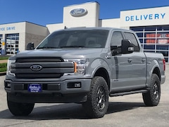 2019 Ford F-150 Lariat 4WD Supercrew 5.5 4x4 Lariat  SuperCrew 5.5 ft. SB
