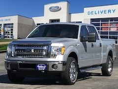 2013 Ford F-150 4WD Supercrew 157  XLT 4x4 XLT  SuperCrew Styleside 6.5 ft. SB