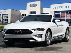2019 Ford Mustang Ecoboost EcoBoost Premium  Convertible