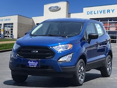 2019 Ford EcoSport S 4WD AWD S  Crossover