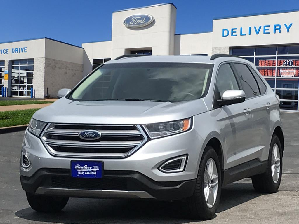 2018 Ford Edge SEL AWD AWD SEL  Crossover