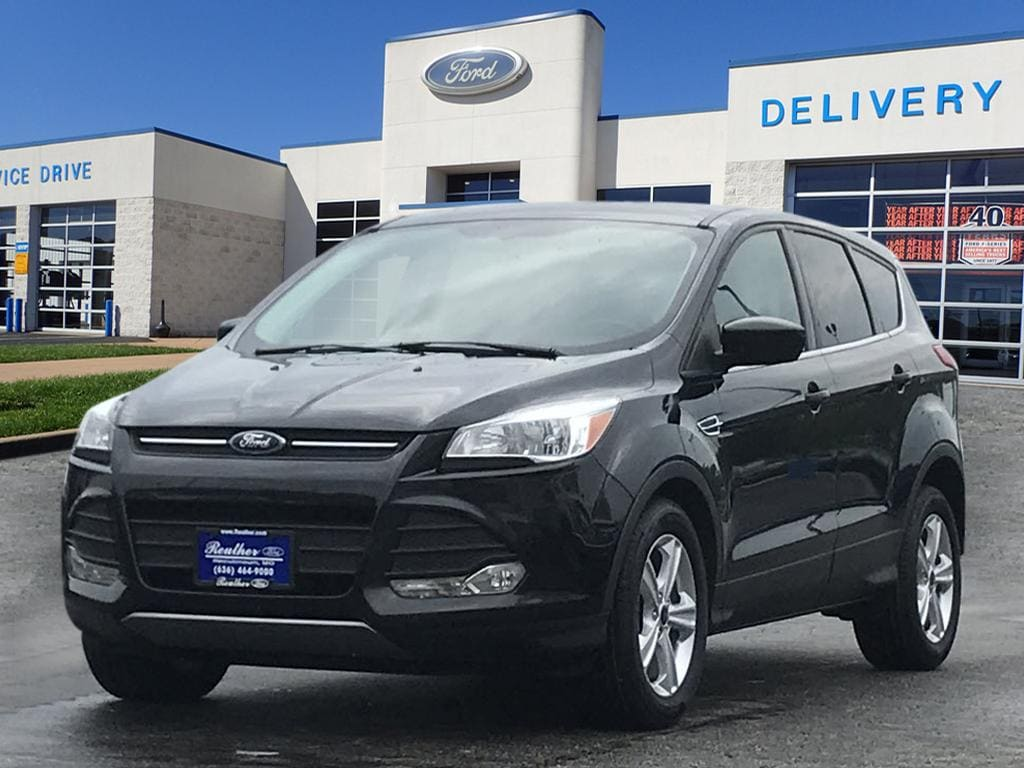 2015 Ford Escape FWD 4DR SE SE  SUV