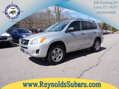 2011 Toyota RAV4 FWD  4-CYL 4-SPD AT 2T3ZF4DV1BW056210 for sale in Lyme, CT at Reynolds Subaru