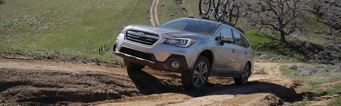 2018 Subaru Outback Symmetrical All-Wheel Drive