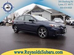 2019 Subaru Impreza 2.0I Premium  CVT 4S3GTAC65K3701596 for sale in Lyme, CT