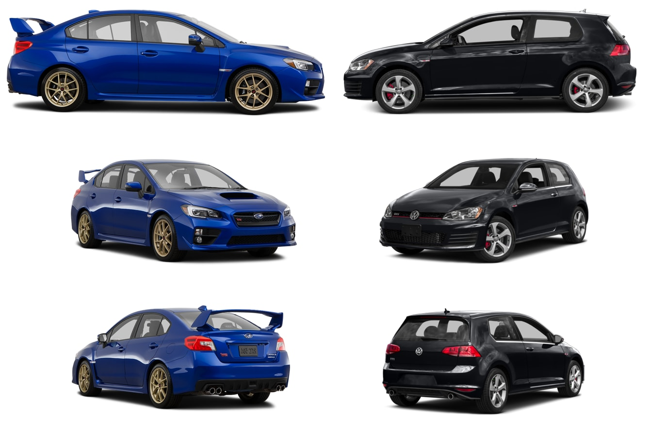 Wrx Vs Gti >> Wrx Vs Volkswagen Gti Old Saybrook Compare Sports Cars In Connecticut