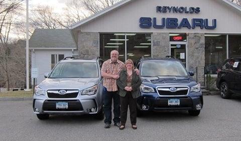 Norwich Ct Subaru Dealer New Used Cars At Reynolds Subaru