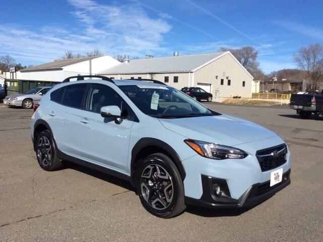 2019 Subaru Crosstrek 2.0i Limited SUV JF2GTAMCXK8227492
