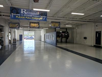 Reynolds Subaru Service Center
