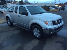 2008 Nissan Frontier LE Truck King Cab