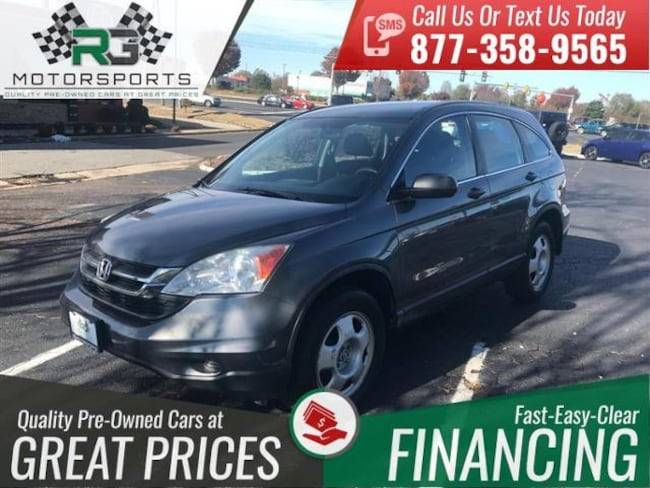 2010 Honda CR-V 4WD 5dr LX*CLEAN CARFAX*LOW MILES*VERY CLEAN* Sport Utility
