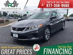 2015 Honda Accord 2dr I4 CVT LX-S**ONE OWNER**CLEAN CARFAX*LOW MILES Car