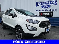 Used 2019 Ford EcoSport SES SUV for sale in Rhinebeck, NY