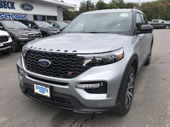 New 2020 Ford Explorer ST SUV for sale or lease in Rhinebeck, NY