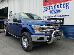 Used 2018 Ford F-150 XLT Truck for sale in Rhinebeck, NY