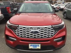New 2020 Ford Explorer Platinum SUV for sale or lease in Rhinebeck, NY