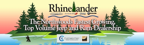 Get Rhinelander Chrysler Jeep