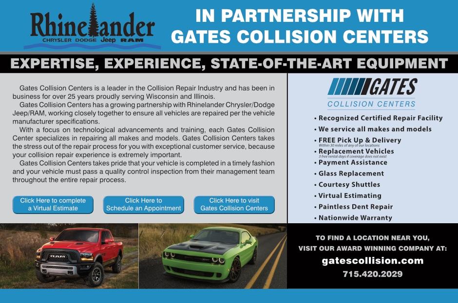 Rhinelander Chrysler Dodge Jeep New Chrysler Dodge Jeep Ram - Chrysler incentives assistance center