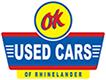 OK Used Cars of Rhinelander