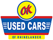 OK Used Cars of Rhinelander