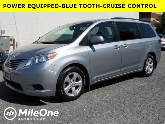 Used 2017 Toyota Sienna LE in Baltimore
