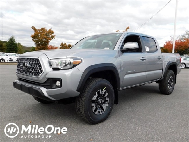 New 2019 Toyota Tacoma TRD Off Road V6 Truck Double Cab in Baltimore