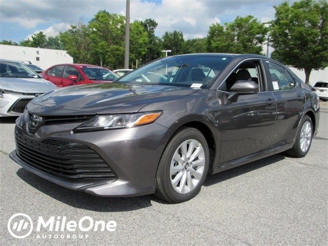 New 2019 Toyota Camry LE Sedan in Baltimore