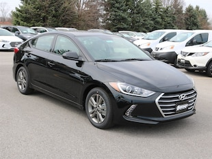2018 Hyundai Elantra Value Edition Car