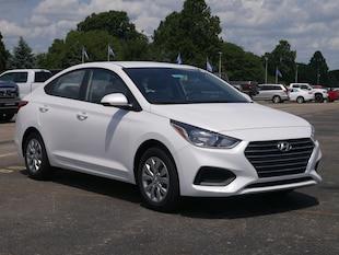 2019 Hyundai Accent SE Car
