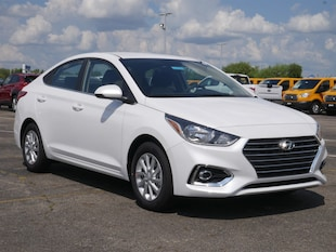 2019 Hyundai Accent SEL Car