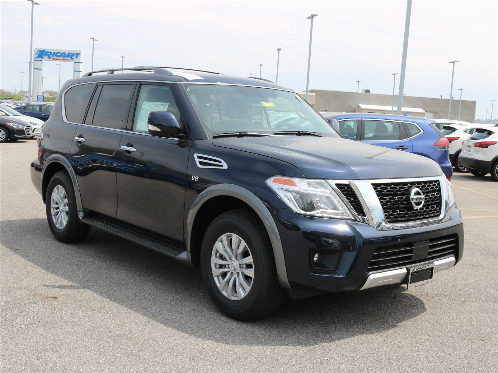 Nissan Armada in Groveport OH