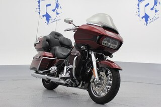 2015 Harley-Davidson CVO Road Glide Ultra Fltruse Motorcycle