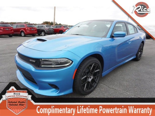New 2019 Dodge Charger R/T RWD Sedan For Sale Alcoa TN