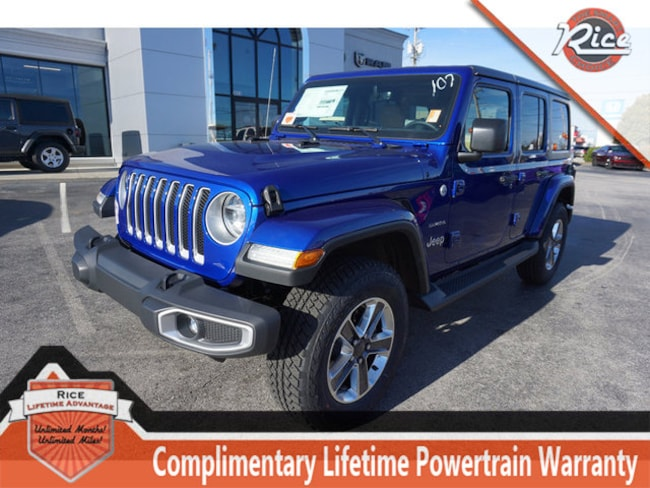 new 2019 jeep wrangler unlimited sahara 4x4 in knoxville tn vin 1c4hjxen7kw504798. Black Bedroom Furniture Sets. Home Design Ideas