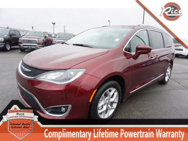 New 2019 Chrysler Pacifica TOURING L PLUS Passenger Van For Sale Alcoa TN