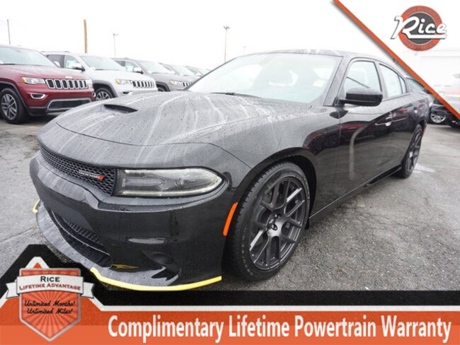 New 2019 Dodge Charger GT RWD Sedan For Sale Alcoa TN