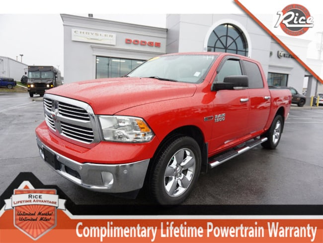 Used 2016 Ram 1500 SLT Truck Crew Cab Near Knoxville